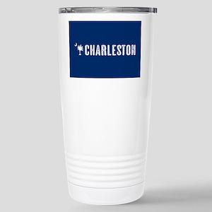 Charleston, South 16 oz Stainless Steel Travel Mug