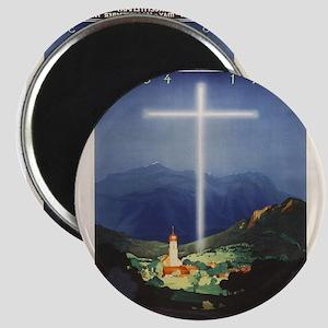 Vintage poster - Germany Magnets