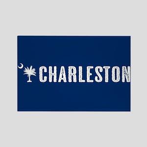 Charleston, South Carolina Rectangle Magnet
