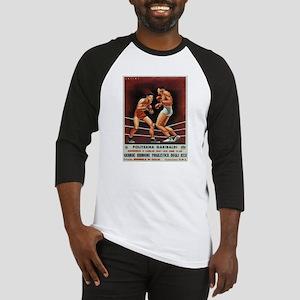 Vintage poster - Boxing Baseball Jersey
