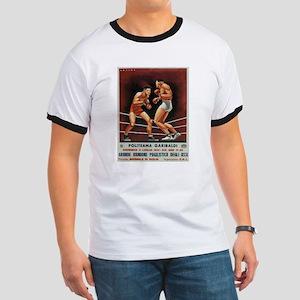 Vintage poster - Boxing T-Shirt