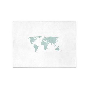 World map area rugs cafepress gumiabroncs Choice Image