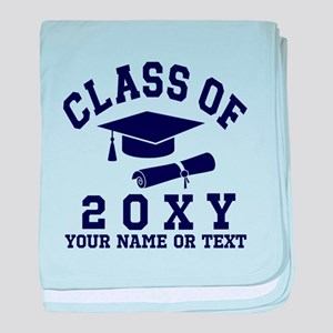 Class of 20?? baby blanket