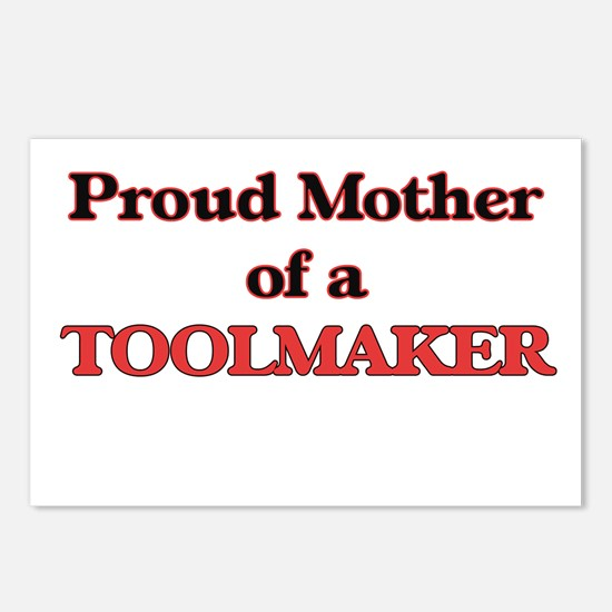 Proud Mother of a Toolmak Postcards (Package of 8)