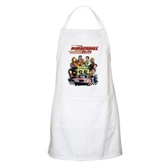 Official BB BBQ Apron