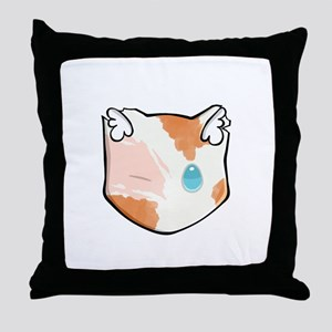 Chibi Brightheart Throw Pillow