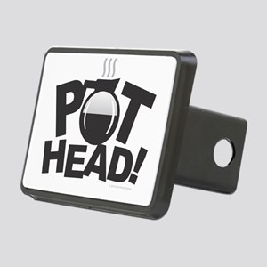 Pot Head Rectangular Hitch Cover