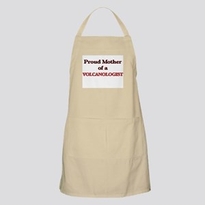 Proud Mother of a Volcanologist Apron