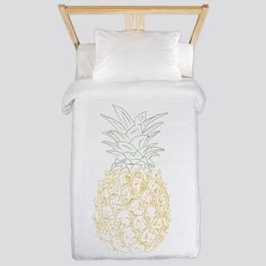 Pineapple Twin Duvet