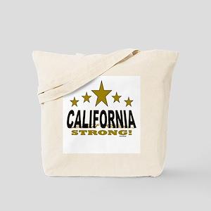 California Strong! Tote Bag