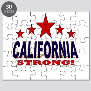 California Strong! Puzzle