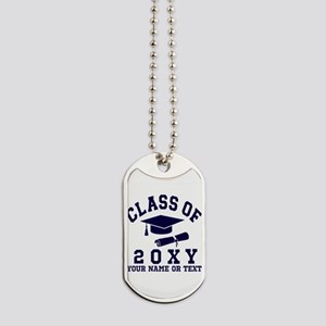 Class of 20?? Dog Tags