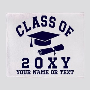 Class of 20?? Throw Blanket