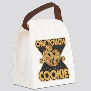 One Tough Cookie Canvas Lunch Bag