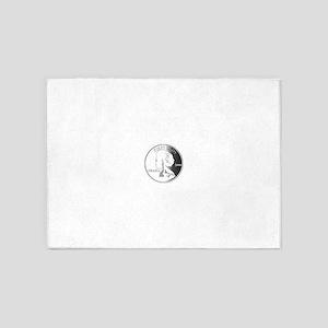 2-Michelle-GRAY1 5'x7'Area Rug