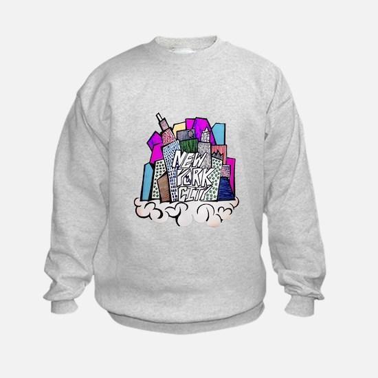 nyc bish Sweatshirt