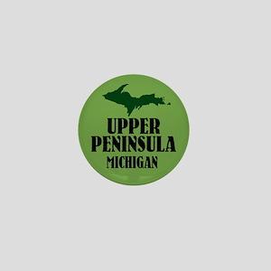 Upper Peninsula Mini Button