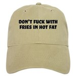 Don't Fuck with Fries in Hot Fat Cap