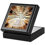 Light To The Eyes Keepsake Box