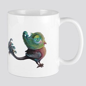 snotty pompbird Mugs