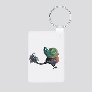 snotty pompbird Keychains