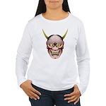 Han-nya Women's Long Sleeve T-Shirt