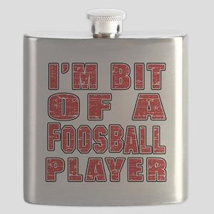 I'm Bit Of Foosball Player Flask