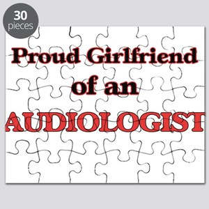 Proud Girlfriend of a Audiologist Puzzle