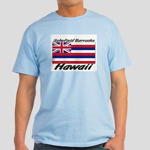 Schofield Barracks Hawaii Light T-Shirt