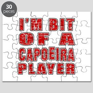 I'm Bit Of Capoeira Player Puzzle