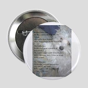 "Maltese poem 2.25"" Button (10 pack)"