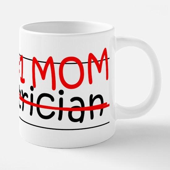 Job Mom Pediatrician Mugs
