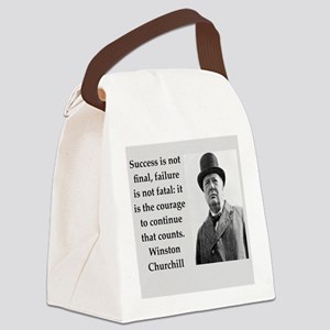 Wisnton Churchill quote on gifts and t-shirts. Can