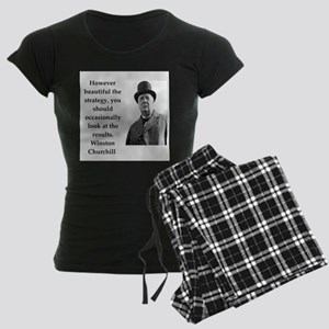 Wisnton Churchill quote on gifts and t-shirts. Paj