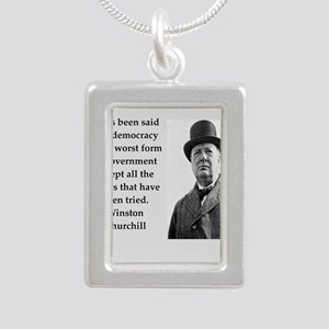 Wisnton Churchill quote on gifts and t-shirts. Nec