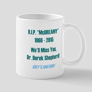 RIP McDREAMY Mug