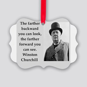 Wisnton Churchill quote on gifts and t-shirts. Orn