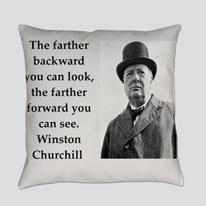 Wisnton Churchill quote on gifts and t-shirts. Eve