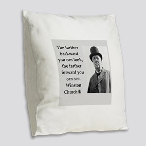 Wisnton Churchill quote on gifts and t-shirts. Bur