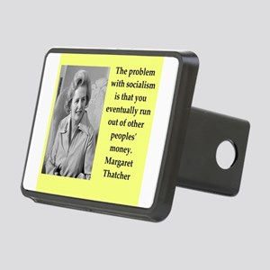 Margaret Thatcher quote Hitch Cover