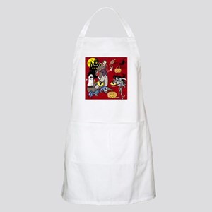 Halloween Extravaganza Light Apron