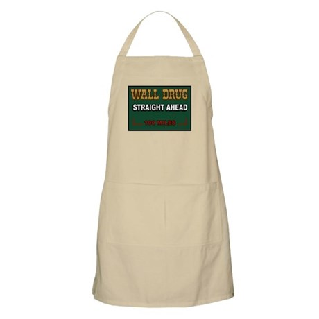 Infamous Wall Drug BBQ Apron