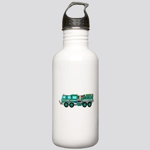 Fire Truck - Concept w Stainless Water Bottle 1.0L