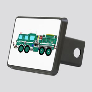 Fire Truck - Concept wild Rectangular Hitch Cover