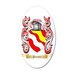 Preyer 35x21 Oval Wall Decal