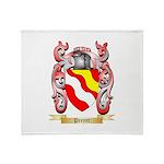 Preyer Throw Blanket