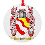 Prey Round Ornament