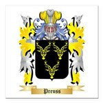 Preuss Square Car Magnet 3