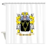 Preuss Shower Curtain