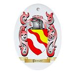 Preuer Oval Ornament